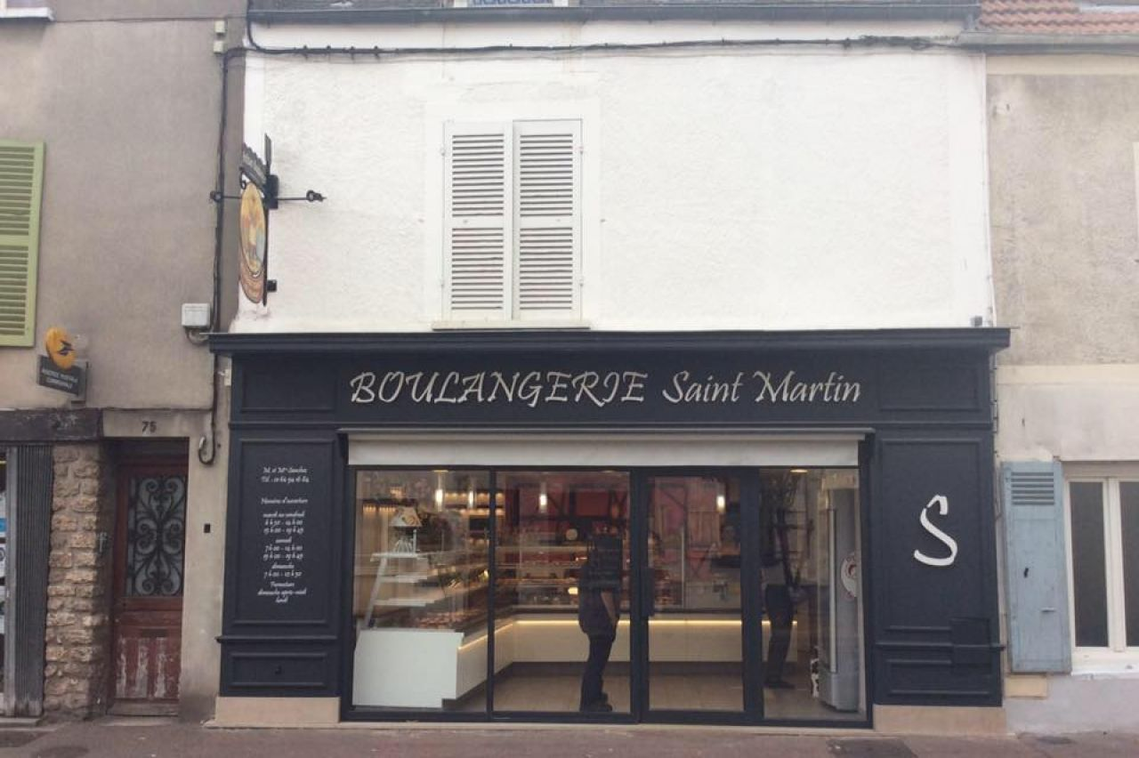 BOULANGERIE SAINT-MARTIN - TRADITION 3+1