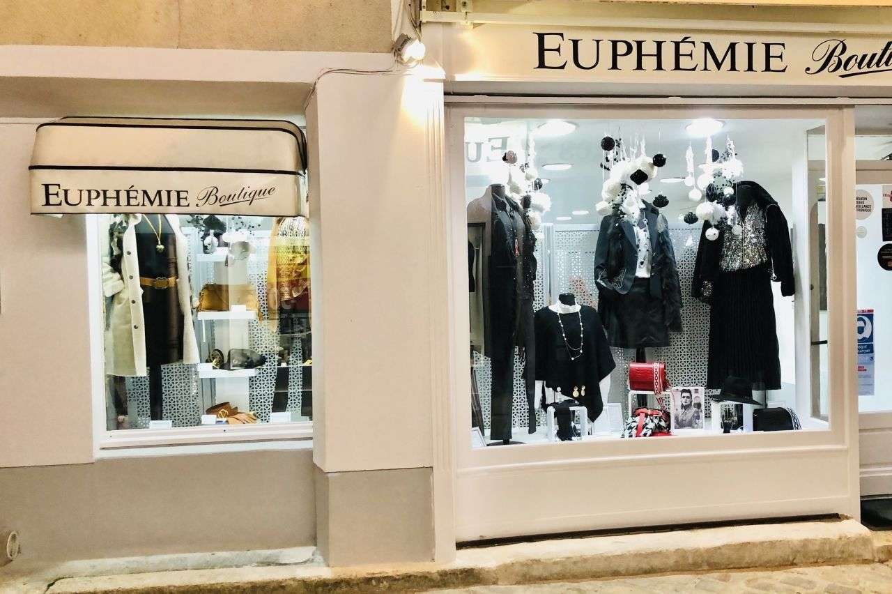 EUPHEMIE BOUTIQUE - CLICK&COLLECT