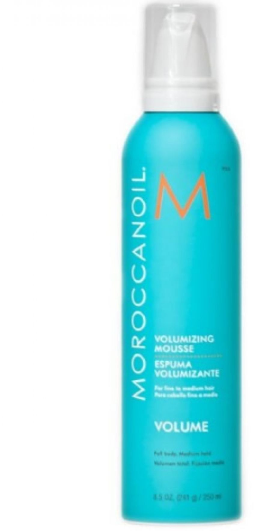 LOVE MY HAIR - mousse volumatrice moroccanoil