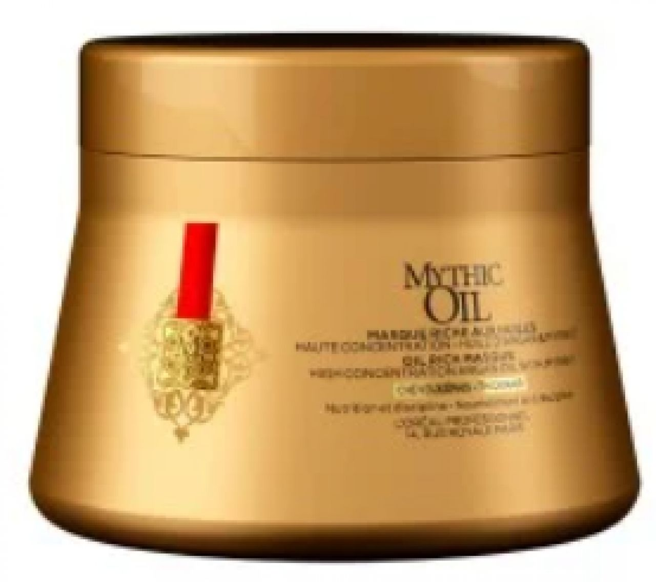 LOVE MY HAIR - masque mythic oil cheveux épais