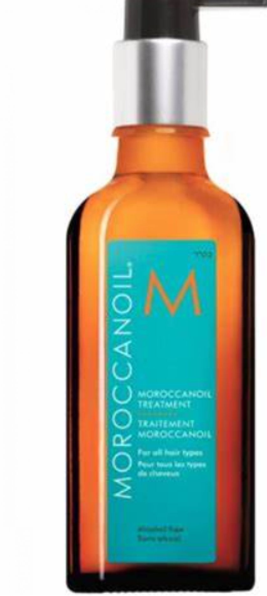 LOVE MY HAIR - huile moroccanoil