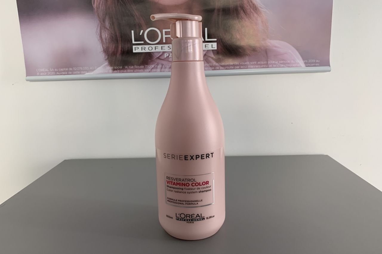 CHRISTEL'HAIR - VITAMINO COLOR 500 ml