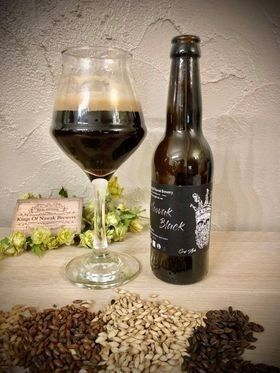 KINGS OF NAWAK BREWERY - La CAESE : Nawak Black 33cl