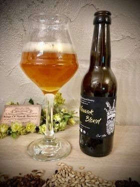 KINGS OF NAWAK BREWERY - Nawak Blond 33cl